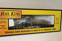 Mth 30-76771 Us Army Flatcar With 1 105mm Howitzer