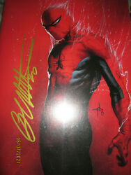 1 200 Amazing Spider-man 800 Virgin 9.8 Ss Signed By Dell Otto In Gold