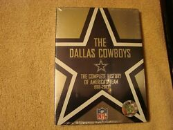 THE DALLAS COWBOYS THE COMPLETE HISTORY OF AMERICA#x27;S TEAM NEW DVD FREE SHIPPING