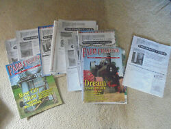 Vintage Lot Of 11 Farm Collector Magazines All 2018