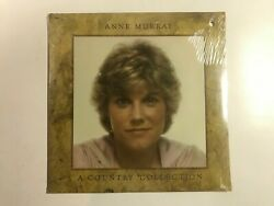 Anne Murray A Country Collection Lp St-12039 Us 1980 Mint Sealed 13a