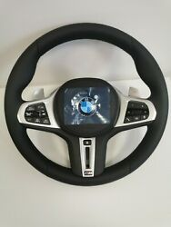 New Bmw 5and7ser G30 G31 G32 G11 G12 M Steering Wheel Vibro Heated Paddles