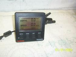 Boaters' Resale Shop Of Tx 2105 2774.02 Autohelm St50 Tridata Display Z089 Only