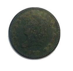 1812 Large Cent Classic Head Small Date