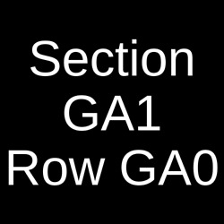 2 Tickets Architects - Band 11/23/21 Olympia Theatre - Montreal Montreal Qc
