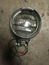 1960and039s 1970and039s Per Lux 36a Louvered Fog Light With Brackets Samba Vw Volkswagon