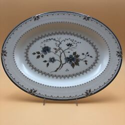Royal Doulton Old Colony 13 Oval Serving Plate Platter