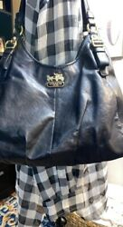 coach handbags used large pre owned $45.00