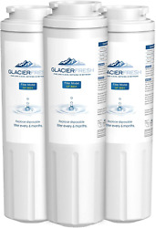 3 Pack Every Drop 4 Edr4rxd1 Ukf8001 Refrigerator Water Filter Whirlpool Maytag