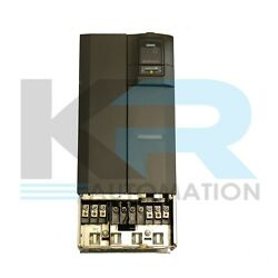 Siemens 6se6440-2ad33-0ea1 Micromaster 3 Phase Ac Drive 62a 460v 40hp Read