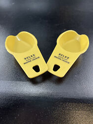 2 Relax You've Got Master Charge Vintage Advertising Scoops