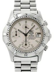 Tag Heuer 2000 Series Professional 200m Ref.162.206 Mens Automatic 37mm