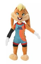 Space Jam A New Legacy Lola Bunny Pillow Buddy Plush 18 Tall New