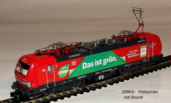 Hobbytrain 2996 S - Electric Locomotive Br 193 309 Vectron Db The Is Green