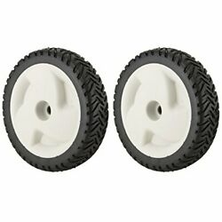 2pack Of Toro 105-1815 Wheel Gear Assembly Lawn Mower Tire Oem 22 Recycler