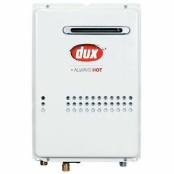 Dux 21l/min Condensing Continuous Flow Water Heater - 60anddeg Natural Gas
