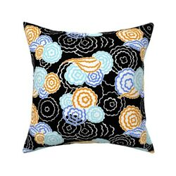 Art Deco Cubism Moderne 1930s Throw Pillow Cover W Optional Insert By Roostery