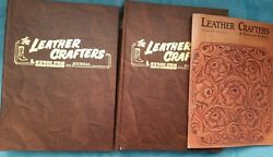 13 Issues Of Leather Crafters And Saddlers Journal