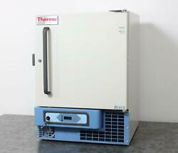 Thermo Revco Ult430a -30anddegc High-performance Auto Defrost Lab Freezer 4.9 Cu Ft