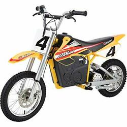 Mx650 Dirt Rocket Electric-powered Dirt With Authentic Motocross Dirt Bike