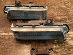 1969 Buick Wildcat Electra Lesabre Left And Right Front Turn Signal Parking Lights