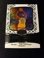 2007-08 Topps Echelon Kevin Durant 74 Rookie Card Rc 269/999 Supersonics Nets