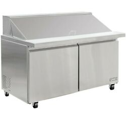 Selling Brand New 60inch Sandwich/salad Table W/ Refrigerated Base