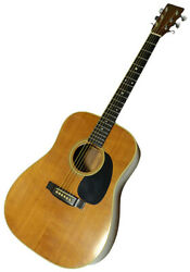 With Hard Case Martin Martin D-28 Acoustic Guitar