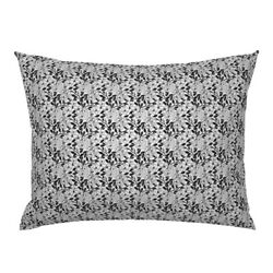 Indy Bloom Indy Bloom Shoes Tea Towels Pillow Sham By Roostery