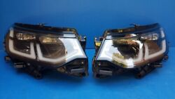 Scheinwerfer L + R Land Rover Discovery Sport Facelift L550 2020 Headlights