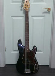 Fender Usa Precision-based With Hard Case Electric Guitar