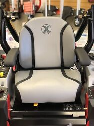 126-8290 Exmark Zero Turn Seat With Seat Belt And Arm Rest