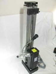 Comptrol, 26 Linear Actuator, P2019-008-bin, With Emerson Motor, Dxe-316w, Used