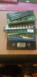 1 Pound Scrap Ram Memory For Gold Recovery Untested Precious Metal Recovery