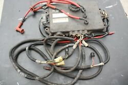 2000-2002 Yamaha Gp1200r Electrical Box With Harness Missing Ecm For Parts No