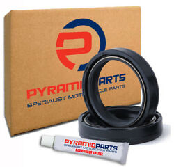 Pyramid Parts Fork Oil Seals For Harley Davidson Xlh883 Sportster Cus 53 00-03