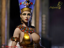 Queen Of Egypt Nefertiti Tbleague Pl2020-164 Figure Doll New Toy 1/6 Scale