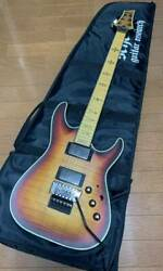 Prompt Decision Good Condition Discontinued Good Wood Grain Schecter Hellrais