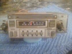 Vintage Audiovox Car Stereo And Cassette Player