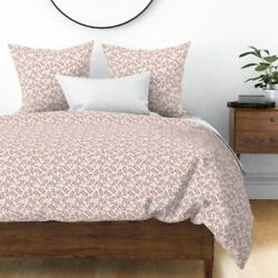 Spring Berry Minimal Modern Interior Homedecor Sateen Duvet Cover By Roostery