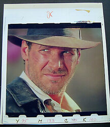Harrison Ford Indiana Jones And Temple Of Doom Rare 11x17 Proof Photo 3