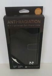 Safesleeve Anti Radiation 4 In 1 Cell Phone Case Iphone 6 6s 7 8 Black New