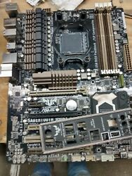 Asus Sabertooth 990fx R2.0 Socket Am3+ Amd 990fx Usb3 Selling As-is For Prats