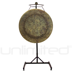 32 Gongs On The Meinl Gong/tam Tam Stand Tmgs