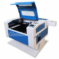 Water Chiller Rdworks Software 80w Co2 Laser Cutting Engraving Machine 700x500mm