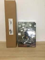Steins Gate 0 Deluxe Pc + Tapestry Very Rare Official - El Psy Kongroo - Amadeus