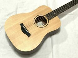 Can Be Delivered Immediately Taylor Baby Taylor-e Eco Acoustic Guitar 3/4 Size