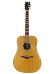 Secondhand History Acoustic Guitar Nt-102 2009 Make Week Warranty