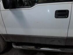 Driver Front Door New Style Curved Belt Line Fits 04 Ford F150 Pickup 1170027