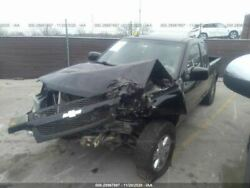 Driver Left Front Door Extended Cab Electric Fits 04-12 Canyon 1155016
